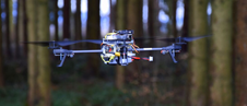 Drones learn to follow forest trails in search of lost people