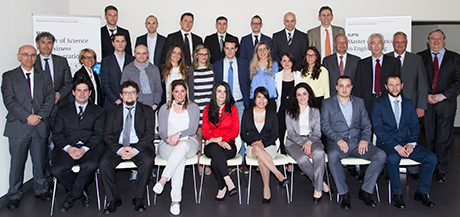 Image Diplomati al Master of Science in Business Administration e al Master of Science in Engineering