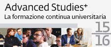 Offerta formativa Advanced Studies