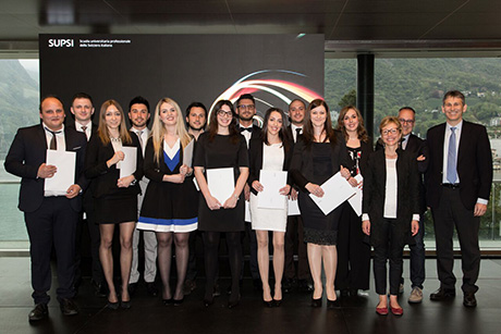 Image I Diplomati del Master of Science SUPSI in Business Administration