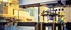 Laboratorio telecom, telemetria e alta frequenza